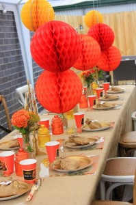 Hunger Games Party with Such Awesome Ideas via Kara's Party Ideas Kara Allen KarasPartyIdeas.com #HungerGamesCatchingFire #TweenParty #PartyIdeas #Supplies (8)