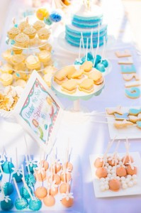 Pastel Mermaid Party with Such Cute Ideas via Kara's Party Ideas | KarasPartyIdeas.com #Mermaids #UnderThe Sea #PartyIdeas #Supplies (6)