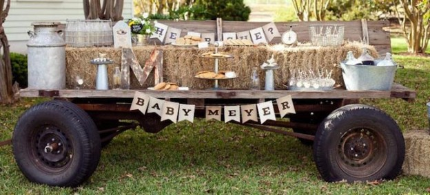 Milk and Cookies Gender Reveal Party with Such Cute Ideas via Kara's Party Ideas Kara Allen KarasPartyIdeas.com #RusticParty #GenderReveal #PartyIdeas #Supplies (1)