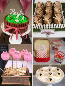 Modern Farmyard Birthday Party with Lots of Really Cute Ideas via Kara's Party Ideas Kara Allen KarasPartyIdeas.com #FarmParty #PartyIdeas #Supplies (1)