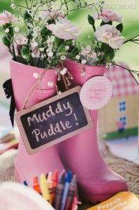 Princess Peppa's Picnic Party with Lots of Really Cute Ideas via Kara's Party Ideas KarasPartyIdeas.com #PicnicParty #PeppaPigParty #PartyIdeas #Supplies (10)