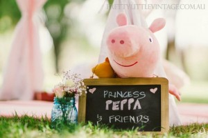 Princess Peppa's Picnic Party with Lots of Really Cute Ideas via Kara's Party Ideas KarasPartyIdeas.com #PicnicParty #PeppaPigParty #PartyIdeas #Supplies (3)