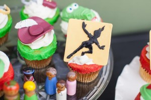 Peter Pan Party with Lots of Fun Ideas via Kara's Party Ideas   KarasPartyIdeas.com #PeterPan #Tinkerbell #PartyIdeas #Supplies (13)