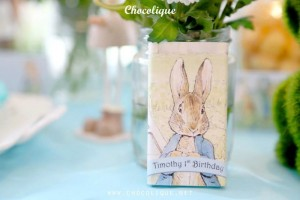Peter Rabbit Themed 1st Birthday Party with Full of Really Cute Ideas via Kara's Party Ideas | KarasPartyIdeas.com #PeterRabbit #BeatrixPotter #PartyIdeas #Supplies (3)