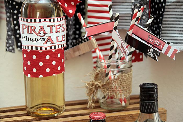 Ideas for a pirate themed party for adults