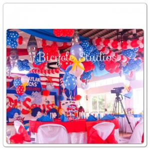Dr. Seuss Christening Party with Lots of Cute Ideas via Kara's Party Ideas | KarasPartyIdeas.com #DrSeussParty #PartyIdeas #Supplies (16)