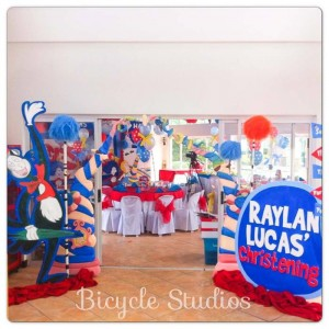 Dr. Seuss Christening Party with Lots of Cute Ideas via Kara's Party Ideas | KarasPartyIdeas.com #DrSeussParty #PartyIdeas #Supplies (3)