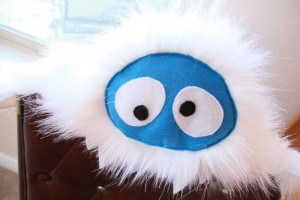 Abominable Snowman Party with Such Cute Ideas via Kara's Party Ideas | KarasPartyIdeas.com #AbominableSowman #Yeti #SnowballCake #SnowConeParty #PartyIdeas #Supplies (11)