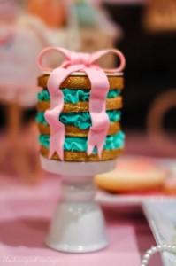 Sweet Ballerina Themed 1st Birthday Party with So Many Really Cute Ideas via Kara's Party Ideas KarasPartyIdeas.com #BalletParty #VintageBallerina #PartyIdeas #Supplies (17)