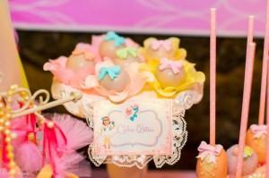Sweet Ballerina Themed 1st Birthday Party with So Many Really Cute Ideas via Kara's Party Ideas KarasPartyIdeas.com #BalletParty #VintageBallerina #PartyIdeas #Supplies (12)