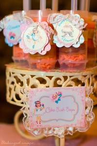 Sweet Ballerina Themed 1st Birthday Party with So Many Really Cute Ideas via Kara's Party Ideas KarasPartyIdeas.com #BalletParty #VintageBallerina #PartyIdeas #Supplies (10)