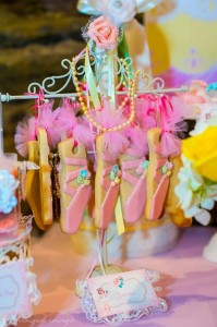 Sweet Ballerina Themed 1st Birthday Party with So Many Really Cute Ideas via Kara's Party Ideas KarasPartyIdeas.com #BalletParty #VintageBallerina #PartyIdeas #Supplies (9)
