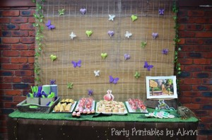 Tinkerbell Party with Lots of Really Cute Ideas via Kara's Party Ideas | KarasPartyIdeas.com #Tinkerbell #Fairies #PartyIdeas #Supplies (13)