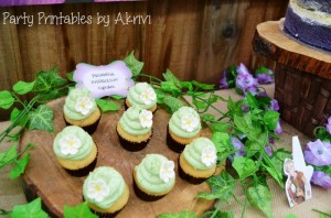 Tinkerbell Party with Lots of Really Cute Ideas via Kara's Party Ideas | KarasPartyIdeas.com #Tinkerbell #Fairies #PartyIdeas #Supplies (11)