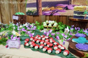 Tinkerbell Party with Lots of Really Cute Ideas via Kara's Party Ideas | KarasPartyIdeas.com #Tinkerbell #Fairies #PartyIdeas #Supplies (7)
