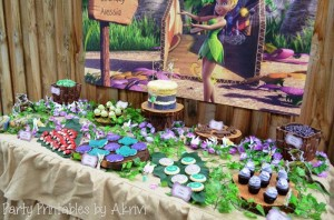 Tinkerbell Party with Lots of Really Cute Ideas via Kara's Party Ideas | KarasPartyIdeas.com #Tinkerbell #Fairies #PartyIdeas #Supplies (6)