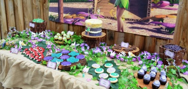 Tinkerbell Party with Lots of Really Cute Ideas via Kara's Party Ideas | KarasPartyIdeas.com #Tinkerbell #Fairies #PartyIdeas #Supplies (2)