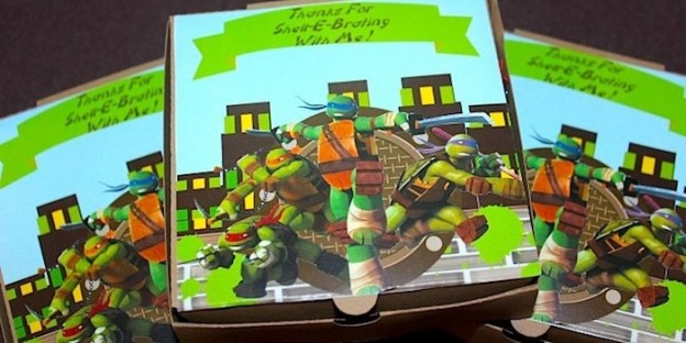 TMNT Party with Lots of Awesome Ideas via Kara's Party Ideas | KarasPartyIdeas.com #TeenageMutantNinjaTurtles #PartyIdeas #Supplies (1)