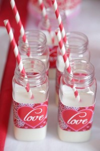 Valentine's Day Sweet Table with Lots of REALLY CUTE Ideas via Kara's Party Ideas Kara Allen | KarasPartyIdeas.com #ValentinesDayParty #ValentinesDayDessertTable #Love #PartyIdeas #Supplies (12)
