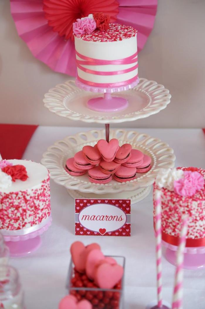 valentines day food ideas for a party - 699×1051