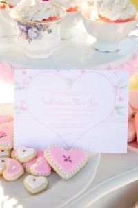 Valentine's Tea Party with Lots of Really Cute Ideas via Kara's Party Ideas Kara Allen KarasPartyIdeas.com #PinkTeaParty #ValentinesDayParty #PartyIdeas #Supplies (12)