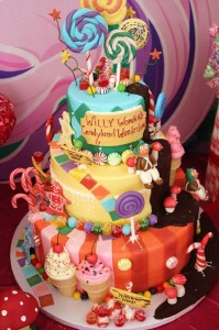 Willy Wonka's Candyland Wonderland Themed Party with So Many Cute Ideas via Kara's Party Ideas KarasPartyIdeas.com #WillyWonkaParty #CharlieAndTheChocolateFactory #CandylandParty #PartyIdeas #Supplies (24)