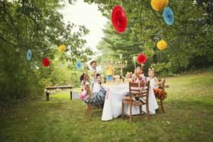 Winnie the Pooh Party with Lots of Really Cute Ideas via Kara's Party Ideas | KarasPartyIdeas.com #PoohBear #HundredAcreWoods #PartyIdeas #Supplies (2)