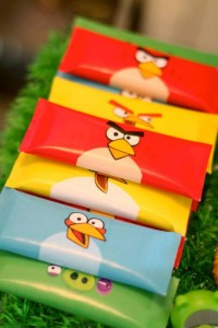 Angry Birds Themed Birthday Party with Lots of Really Fun Ideas via Kara's Party Ideas KarasPartyIdeas.com #angrybirdsparty #boyparties #angrybirdscake #partydecor #partyideas (14)