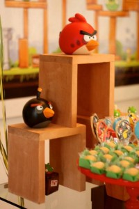 Angry Birds Themed Birthday Party with Lots of Really Fun Ideas via Kara's Party Ideas KarasPartyIdeas.com #angrybirdsparty #boyparties #angrybirdscake #partydecor #partyideas (13)