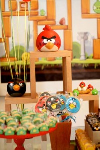 Angry Birds Themed Birthday Party with Lots of Really Fun Ideas via Kara's Party Ideas KarasPartyIdeas.com #angrybirdsparty #boyparties #angrybirdscake #partydecor #partyideas (10)