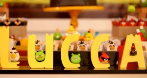 Angry Birds Themed Birthday Party with Lots of Really Fun Ideas via Kara's Party Ideas KarasPartyIdeas.com #angrybirdsparty #boyparties #angrybirdscake #partydecor #partyideas (7)