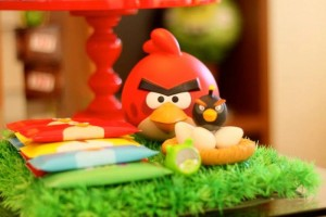 Angry Birds Themed Birthday Party with Lots of Really Fun Ideas via Kara's Party Ideas KarasPartyIdeas.com #angrybirdsparty #boyparties #angrybirdscake #partydecor #partyideas (26)