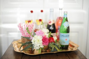 "ABC's ""Bachelor"" Viewing Party with So Many Cute Ideas via Kara's Party Ideas KarasPartyIdeas.com #girlsnightout #thebachelor #karaspartyideas (12)"