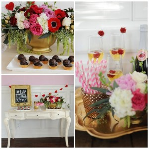 "ABC's ""Bachelor"" Viewing Party with So Many Cute Ideas via Kara's Party Ideas KarasPartyIdeas.com #girlsnightout #thebachelor #karaspartyideas (24)"