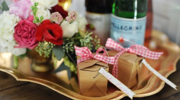 "ABC's ""Bachelor"" Viewing Party with So Many Cute Ideas via Kara's Party Ideas KarasPartyIdeas.com #girlsnightout #thebachelor #karaspartyideas (1)"