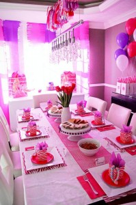 Glamorous Barbie Birthday Party with Lots of Fun Ideas via Kara's Party Ideas KarasPartyIdeas.com #barbieparty #dollparty #girlypartyideas #karaspartyideas.com (11)