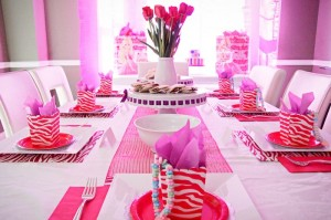 Glamorous Barbie Birthday Party with Lots of Fun Ideas via Kara's Party Ideas KarasPartyIdeas.com #barbieparty #dollparty #girlypartyideas #karaspartyideas.com (22)