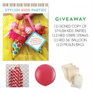 Stylish Kids' Parties Book Giveaway on www.KarasPartyIdeas.com #KellyLyden #FarmParty #BookGiveaway #ThePartyDress #StylishKidsParties (4)