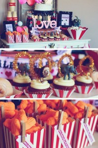Circus themed Valentine's Day Party with Lots of Really Cute Ideas via Kara's Party Ideas KarasPartyIdeas.com #circusparty #valentinesdayparty #kidsvalentinesdayparty #valentinesdaydecor #love #xoxo #partyideas (23)