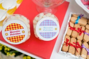 Little Clown themed 1st birthday party with So Many Fabulous Ideas via Kara's Party Ideas KarasPartyIdeas.com #clownparty #circuspartyideas #genderneutral #clowndecor #partydecor #karaspartyideas (12)