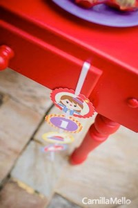 Little Clown themed 1st birthday party with So Many Fabulous Ideas via Kara's Party Ideas KarasPartyIdeas.com #clownparty #circuspartyideas #genderneutral #clowndecor #partydecor #karaspartyideas (7)