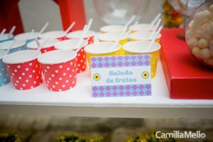 Little Clown themed 1st birthday party with So Many Fabulous Ideas via Kara's Party Ideas KarasPartyIdeas.com #clownparty #circuspartyideas #genderneutral #clowndecor #partydecor #karaspartyideas (4)
