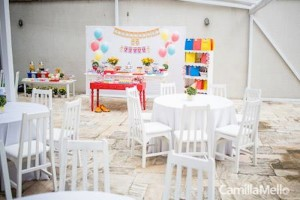 Little Clown themed 1st birthday party with So Many Fabulous Ideas via Kara's Party Ideas KarasPartyIdeas.com #clownparty #circuspartyideas #genderneutral #clowndecor #partydecor #karaspartyideas (2)