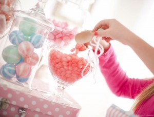 A Cotton Candy Themed Playdate with Lots of Really Cute Ideas via Kara's Party Ideas KarasPartyIdeas.com - The Place For All Things Party #cottoncandy #sweetshoppe #cottoncandybirthdayparty #partyideas (6)