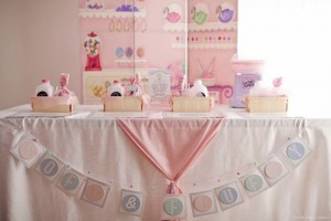 A Cotton Candy Themed Playdate with Lots of Really Cute Ideas via Kara's Party Ideas KarasPartyIdeas.com - The Place For All Things Party #cottoncandy #sweetshoppe #cottoncandybirthdayparty #partyideas (4)