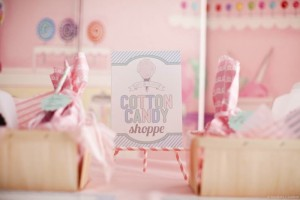 A Cotton Candy Themed Playdate with Lots of Really Cute Ideas via Kara's Party Ideas KarasPartyIdeas.com - The Place For All Things Party #cottoncandy #sweetshoppe #cottoncandybirthdayparty #partyideas (2)