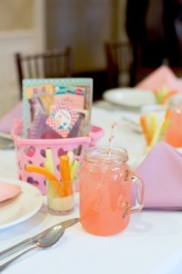 Doc McStuffins themed birthday party with Lota of Fun Ideas via Kara's Party Ideas | KarasPartyIdeas.com #doctorparty #girlpartyideas #docmcstuffinsparty #karaspartyideas (4)