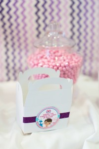 Doc McStuffins themed birthday party with Lota of Fun Ideas via Kara's Party Ideas | KarasPartyIdeas.com #doctorparty #girlpartyideas #docmcstuffinsparty #karaspartyideas (13)