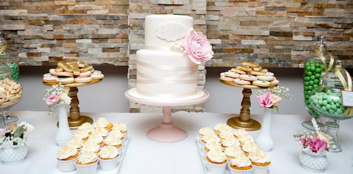 Kara S Party Ideas All That Glitters Is Gold Themed