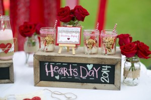 All You Need is Love Valentine's Day Party with Such Cute Ideas via Kara's Party Ideas.com #loveparty #vday #xoxo #redheartparty #karaspartyideas (6)